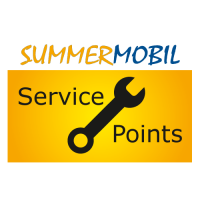 Summermobil Servicepoints